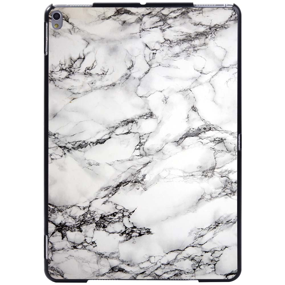 white carrera marble Red For Apple iPad 8 10 2 2020 8th 8 Generation A2428 A2429 Slim Printed Marble tablet