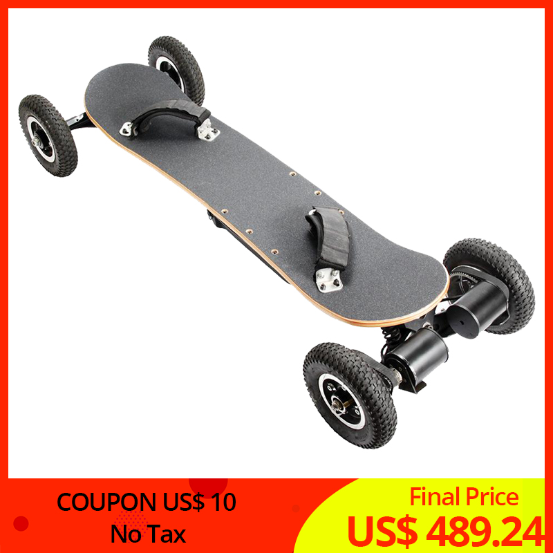SYL-08 Electric Electric Scooters Electric Skateboard With Remote Control Off Road Type adult patinete vs e scooter hulajnoga