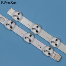 575 mm 11 Lamps LED Backlight Strips For Linsar 32LED800 32LED808 Bars Kit Television Band Innotek 32 NDV REV0.0 REV1.1