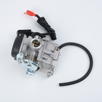 20mm 2 pin ATV Replacement Carburetor Round Slide Engine For Chinese GY6 50cc 60cc 80cc 100cc 139QMB 139QMA Scooter