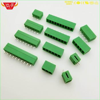 KF2EDGV 3 81 2P ~ 12P PCB PLUG-IN terminala bloki silnika 15EDGVC 3 81mm 2PIN ~ 12PIN MCV 1 5 2-G-3 81-1803426 phoenix contact firma DEGSON tanie i dobre opinie NoEnName_Null Rohs CN (pochodzenie) Wtyczka 1-10 KF2EDGV-3 81 11-20 AWG CHINA BRASS TIN PLATING M2 STEEL PLATING CR3+PASSIVATION COLOR ZINC