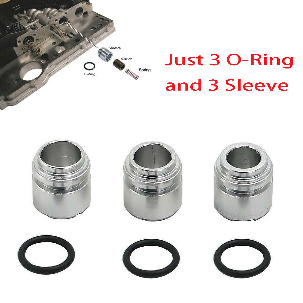 New 68942-05K Tranmission Set Master Overlap Control Valve Sleeve Kit For 722.6 For Mercedes-Benz Trans Replace 6894205K