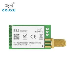 Image 1 - SX1276 TCXO 868MHz 20dBm LoRa UART ebyte E32 868T20D rf Long Distance SMA K Connector Transmitter Receiver Wireless rf Module