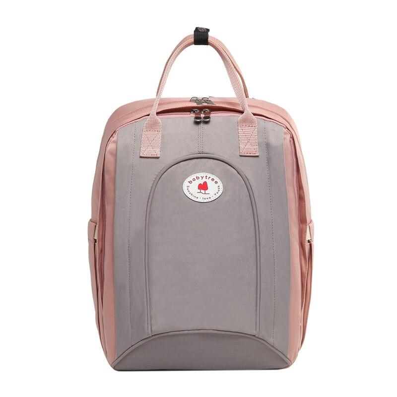 Baby Tree Fashion Mummy Maternity Diaper Bag Large Nursing Bag Travel Backpack Designer Stroller Baby Bag Baby Care Backpack
