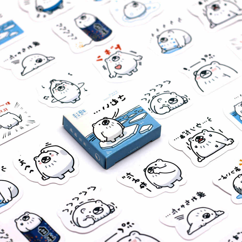 1 Pcs Hamster Lucu Kartun Stiker Berputar Atas Hadiah Mainan Anak Gadis Anak