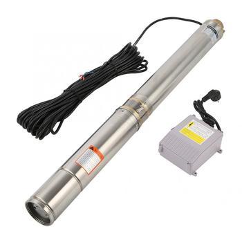 цена на 750W Deep Well Water Pump 4000L/h Submersible Pump 230V EU Plug Deep well submersible pump