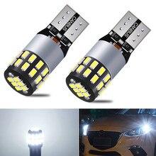 2X T10 W5W 168 LED Car Interior Light Canbus No Error Bulb 6000K White Auto For BMW 1 Series E81 E87 E82 E88 F20 F21 2003-2014