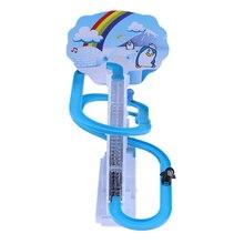 Пингвин гоночный трек игрушка с музыкой и огнями, классический трек гоночная игрушка для детей Doodler мальчиков девочек