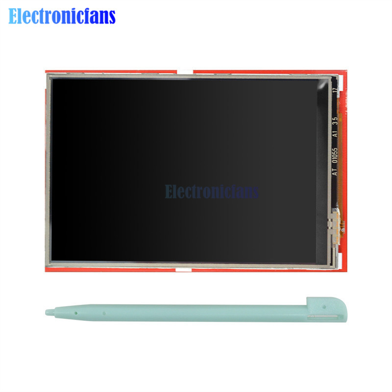 3.5 Inch TFT LCD Touch Screen Module 480x320 Mega 2560 Mega2560 Board Plug And Play For Arduino LCD Module Display Diymore