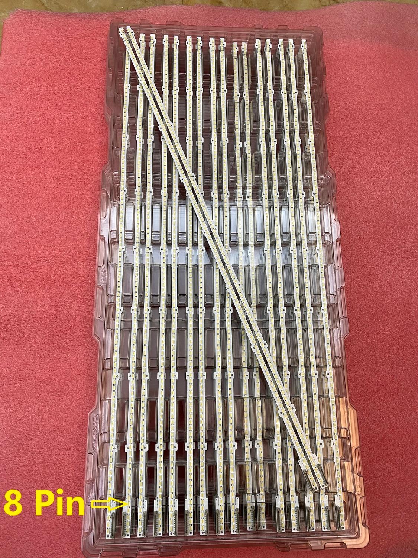 Новинка 5 комплектов = 10 шт. 100LED 680 мм Светодиодная подсветка для Samsung UA55D6600WJ BN64-01664A LTJ55OHW01 2011SVS55 правая левая