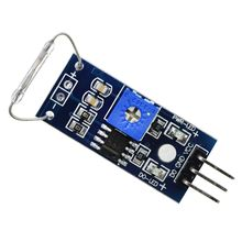 Reed Sensor Module Magnetron Module Reed Switch Magnetic Switch for arduino Diy Kit(China)