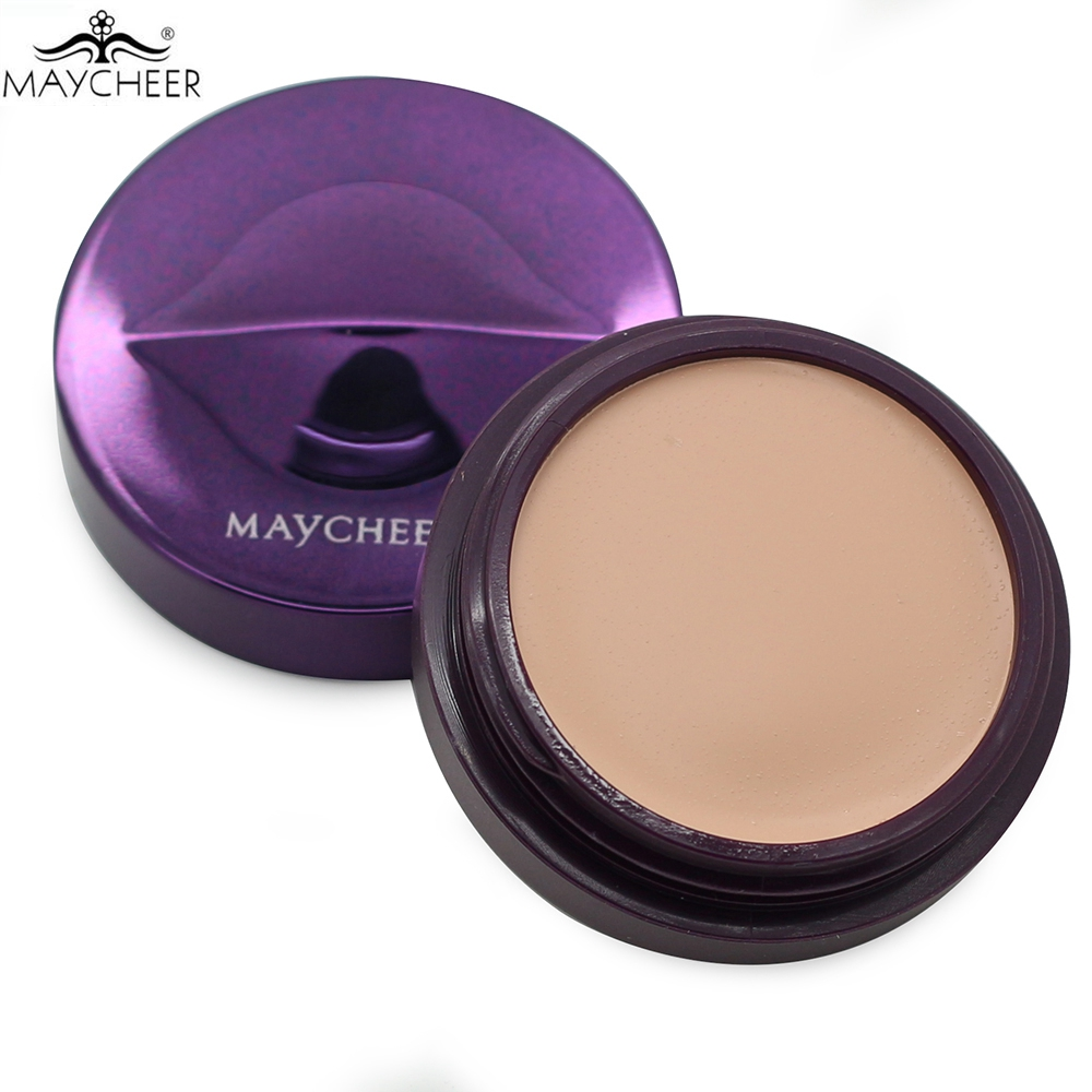 MAYCHEER Brand Base Concealer Contour Cream Makeup Palette Natural Color Face Concealer Foundation Primer Women Make Up Kit image