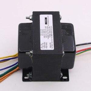 Image 4 - 140W Buizenversterker Transformator 230VX2 6.3VX1 6.3VX1 Hoge Kwaliteit Transformator Voor EL34 Buis Power Amp
