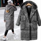 Women Woolen Coat Au...