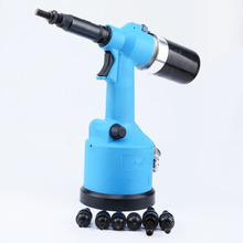 Pneumatic My-9807 Fully Automatic Rivet Nut Gun Hydraulic Pull Cap Tool M3-m12
