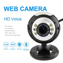 New USB2.0  480P Resolution Black  HD Webcam Power Webcam Connected To Video For Computer PC Laptop Desktop Camera High Quality load management power quality of commercially connected loads