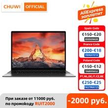 CHUWI GemiBook Pro 14 cal ekran 2K laptopa 12GB pamięci RAM 256GB SSD Intel Celeron czterordzeniowy Windows 10 komputer z podświetlana klawiatura