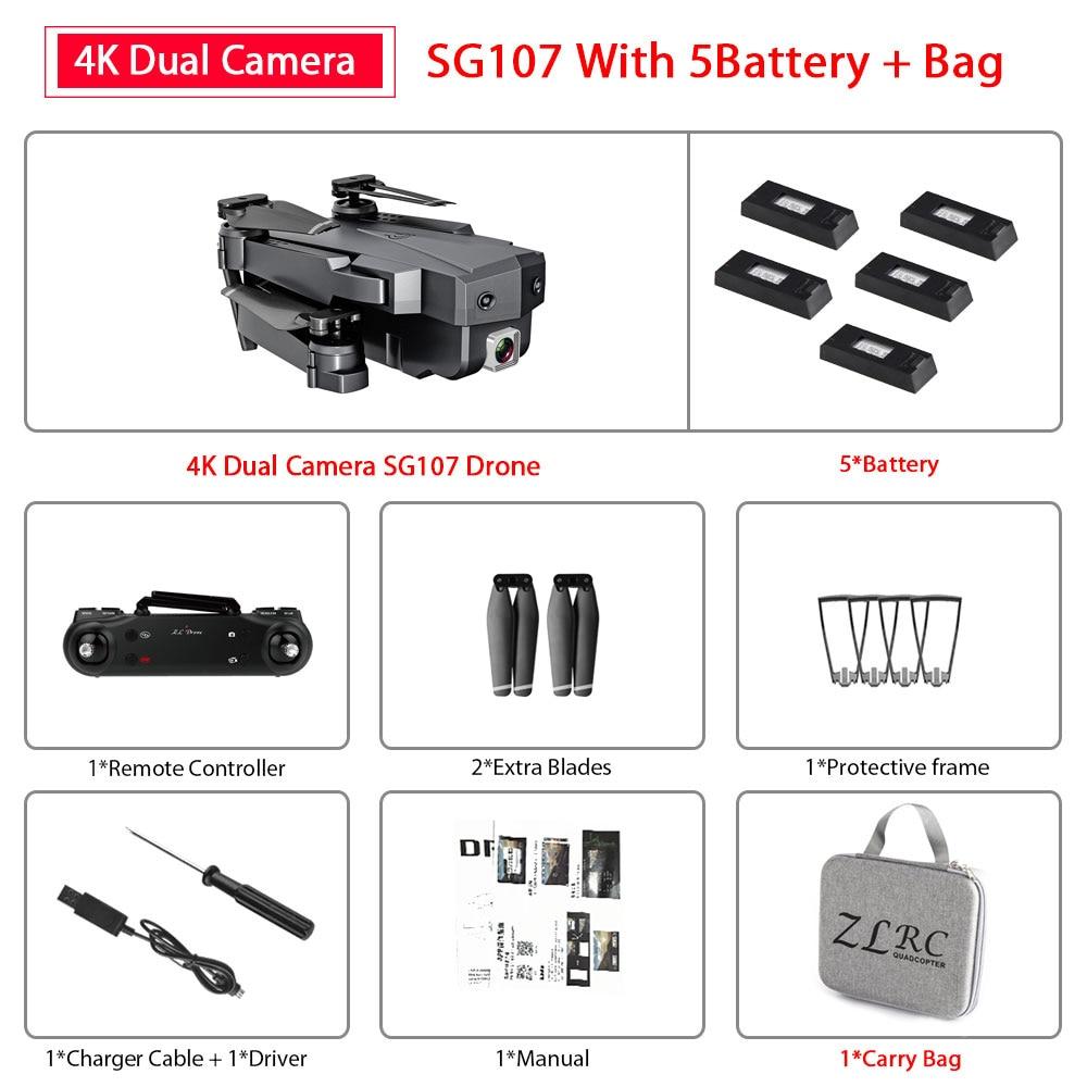 Dual Cam 4K 5B Bag