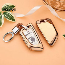PC+TPU Car Styling Key Cover Case For Bmw x5 E53 X3 E83 G30 E90 E39 E46 F30 F10 F20 E34 E38 Z3 Key Ring Shell Key Case цена и фото
