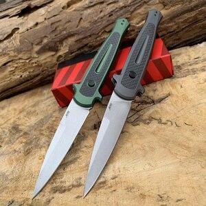 Image 2 - מוצרים חדשים OEM קרשו 7150 CPM154 ation אלומיניום סגסוגת חיצוני הישרדות ציד טקטי סכין EDC כיס כלי