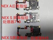オリジナル生体内 nex USB ドック充電ポートマイクマイクモジュールボードフレックスケーブル部品交換用 NEX S 710 845