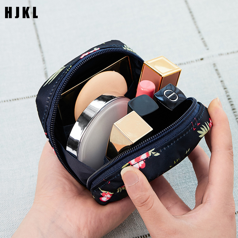 Instagram Style New Mini Lipstick And Makeup Bag Square Ladies Makeup Collection Bag Travel Makeup Bag Jewelry Bag