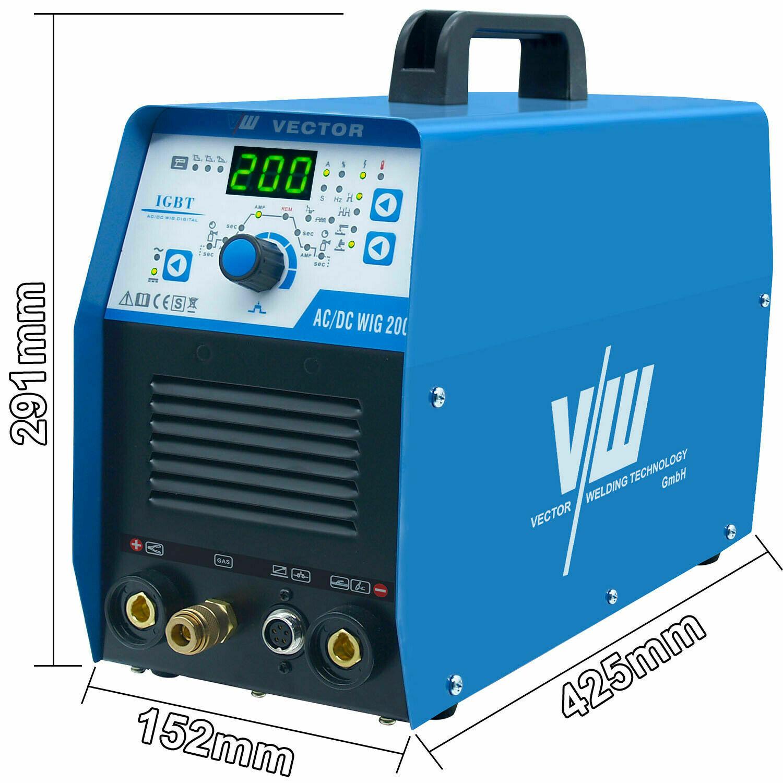 Electrode Function Welding MMA Welder Machine Multi AC Milti Inverter TIG DC Tig
