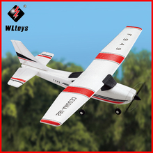 цена на 2019 WLtoys F949 Sky King 2.4G RC Aircraft Fixed-wing RTF Airplane Radio Remote control Plane 3CH RC Fixed Wing WL F949 drone