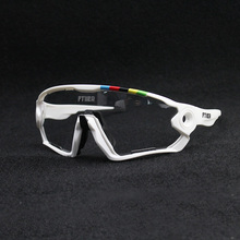 2019 Kleur Meekleurende Fietsen Bril UV400 Mannen MTB Fiets Rijden Brillen TR90 Outdoor Sport Gepolariseerde Zonnebril