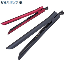 JUNEJOUR Hair Curler Hair Straightener Professional Straightening Irons Curling Iron 2 In 1 Straightening Irons Hair Flat Iron