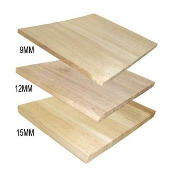 9/12/15mm thicknesses Breaking Wood Board Solid Traing Equipment for Karate Taekwondo Beginner party club player training tools image