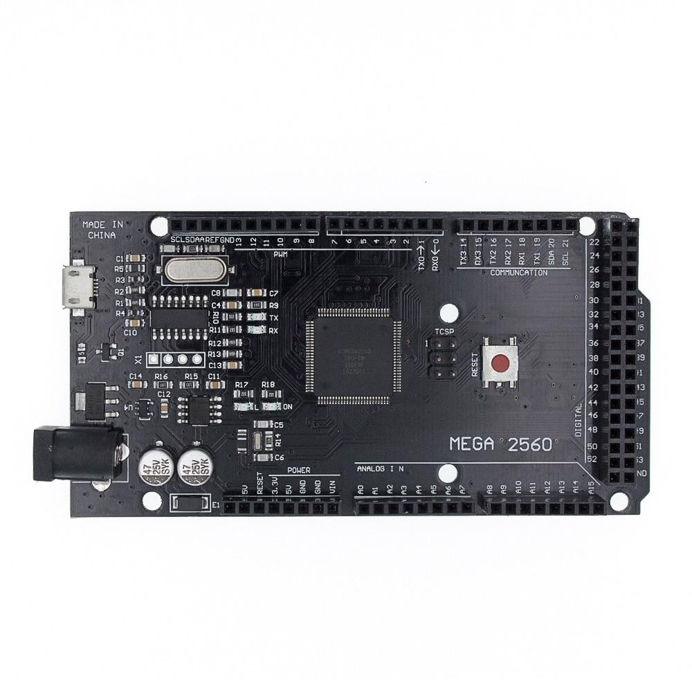 MEGA2560 MEGA 2560 R3 (ATmega2560-16AU CH340G) AVR płyta usb pokładzie rozwoju MEGA2560 dla arduino 4