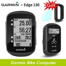 GARMIN EDGE 130 vélo GPS ordinateur cyclisme sans fil étanche compteur de vitesse ANT + vélo GPS rationaliser Version ordinateur Edge 520