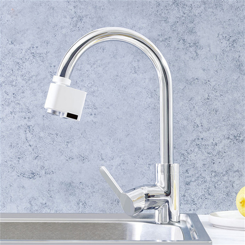 Original Automatic Induction Water Saving Faucet Smart Sensor Nozzle Tap Infrared Device Adjustable Water Saver For Kitchen