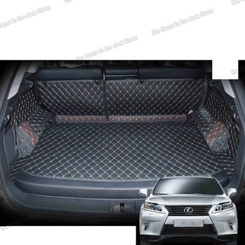 lsrtw2017 for lexus rx rx270 rx350 leather car trunk mat 2009 2010 2011 2012 2013 2014 2015 cargo carpet accessories rear boot car rear trunk security shield shade cargo cover for ford edge 2009 2010 2011 2012 2013 2014 2015 black beige