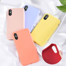Candy Color Phone Case For Huawei Mate 30 20 10 9 P30 P20 P10 lite