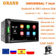 Mp5-Player Autoradio Mirror-Link Touch-Screen Car-Stereo Bluetooth Universal Din Grand-2