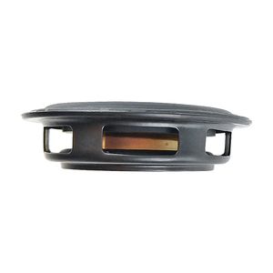 Image 5 - 1.75 Inch Bass Radiator Woofer Passive Assistor Subwoofer Speaker Low Range Vibration Radiator Metal Basin Rubber Edge Diy 2pcs