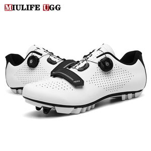 Winter Route MTB Dirt Cleat Cycling Shoes Men Sports Speed Road Bike Sneakers Racing Women Bicycle Flat Mountain SPD Boots Clit
