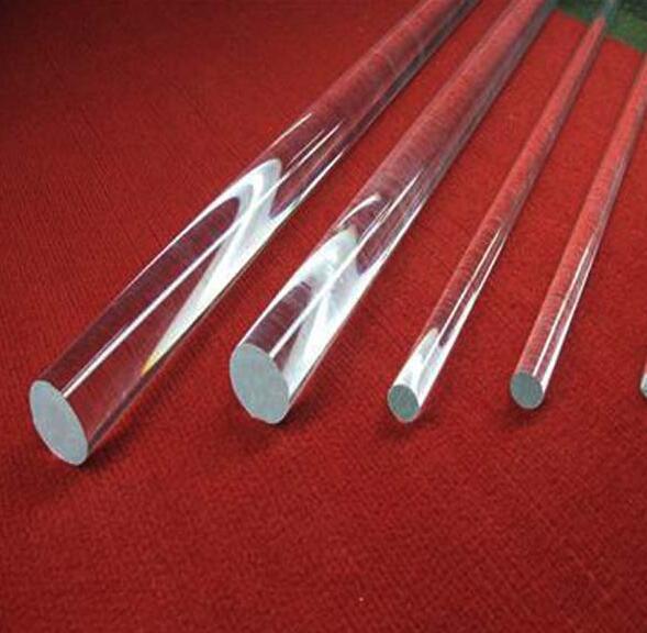 1pcs 2/6/10/12/15/16/18/20mm Diameter Acrylic Rod Solid Stick Transparent Round Cudgel Plexiglass PMMA Material Wand 300mm Long