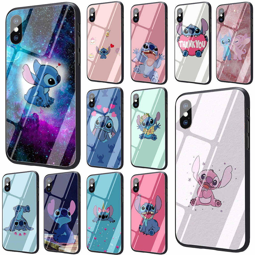 For Iphone 11 Stitch Phone Case Cover Shell For Iphone 8 7 6 6s