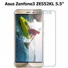 Dla Asus Zenfone 3 Ze552kl szkło Zenfone 3 Ze552kl szkło hartowane Zenfone3 Ze 552kl ochraniacz ekranu szkło ochronne Film 5.5