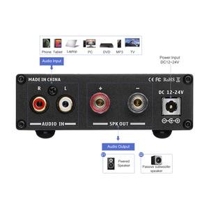 Image 3 - مضخم صوت AIYIMA 100W TPA3116D2, مكبرات صوت رقمية أحادية من الفئة D ، مضخم صوت منزلي ، تردد كامل