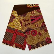 Ткань Анкары 100% Высокое качество вечернее платье швейный материал