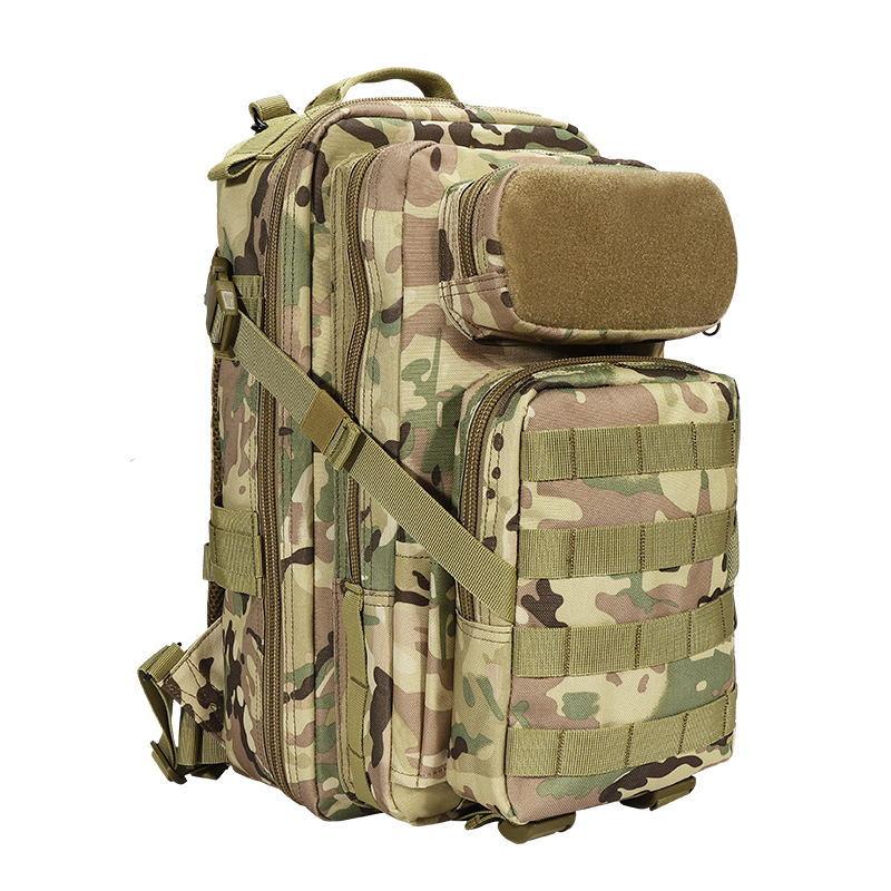 Sac à dos tactique Molle de Camouflage pour hommes, accessoire de sport en plein air, alpinisme, Camping, randonnée, Business 1