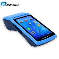 Milestone POS machine thermal printer receipt Touch Screen Wireless wifi bluetooth usb Portable Android IOS 58mm M1
