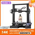 Ender-3 3D принтер набор большой размер печати Ender3/Ender-3X принтеры продолжение печати мощность Creality 3D