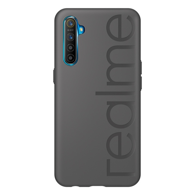 Official 100% Original Realme X2 XT Case iconic OPPO K5 Back Cover Global Soft Rubber Bumper 12GB 256GB