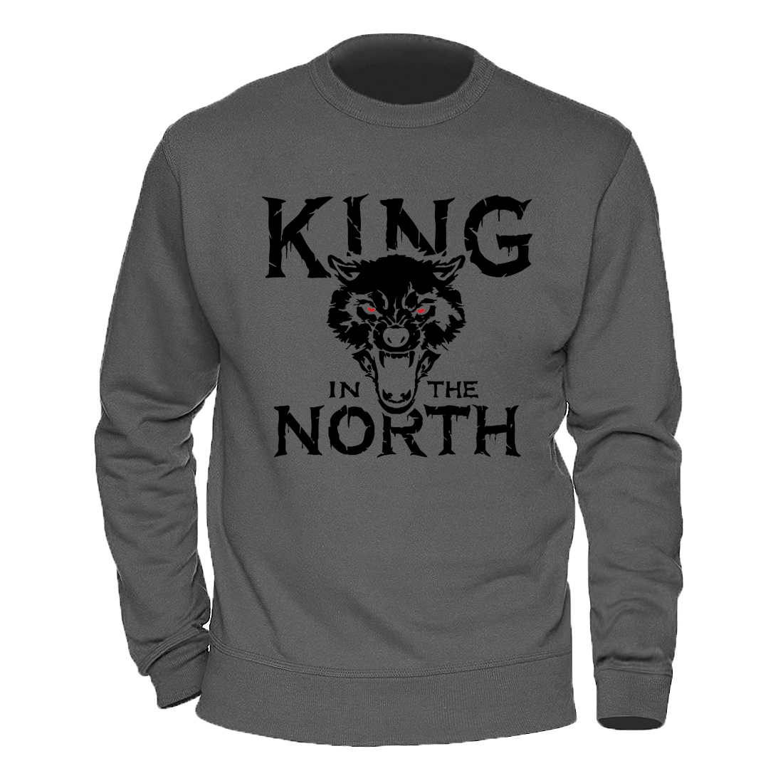 Homme Tracksuits King In The North Man Sweatshirts 2020 Mens Keep Warm Winter Autumn Hoodies Streetwear Long Sleeve Hoody Male