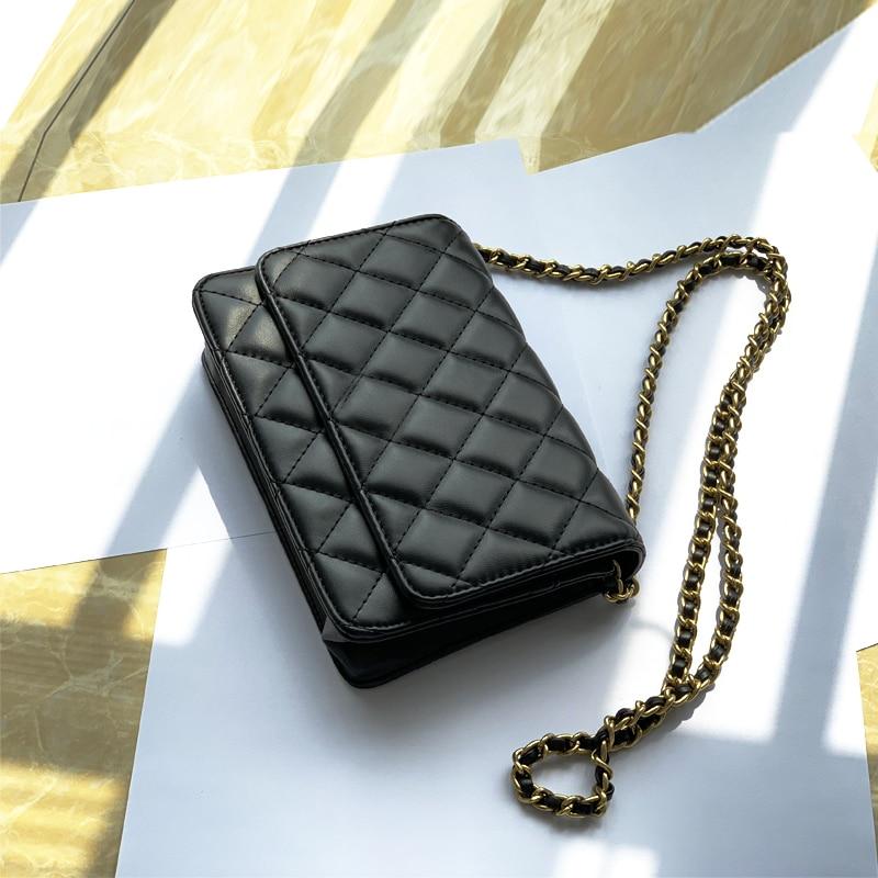 New Luxury Watchband Handbag Designer Shoulder Bag  Famous Brand Small/Large Women Crossbody